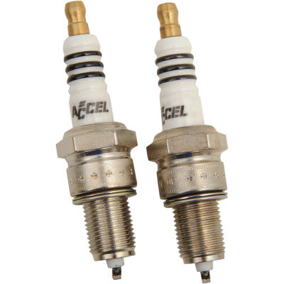 Accel Cyclelite Platinum Spark Plugs - 1979-1999 BT