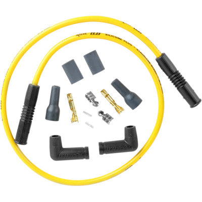Accel Universal 8.8 mm Spark Plug Wire Kit for 2-Cylinder