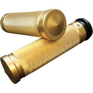 Accutronix Knurled Custom Grips for TBW - Brass