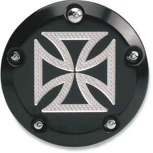 Accutronix Points Cover Maltese Cross 1999-2017 Twin Cam
