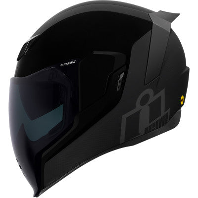 Icon Airflite Stealth MIPS Helmet - Cobalt Cycles