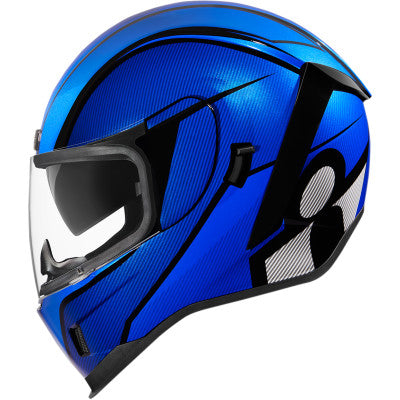Icon Airform Helmet - Conflux Blue