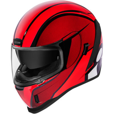 Icon Airform Helmet - Conflux Red