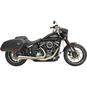Bassani Road Rage 2:1 Exhaust System - 2018-2020 FLSB - Cobalt Cycles