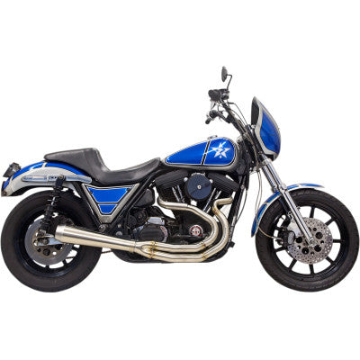 Bassani Road Rage 2:1 High Horsepower Exhaust System - EVO FXR