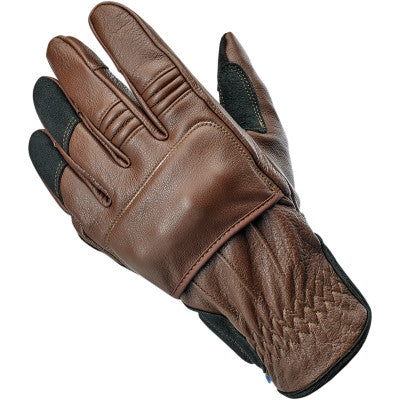 Biltwell Belden Gloves - Chocolate