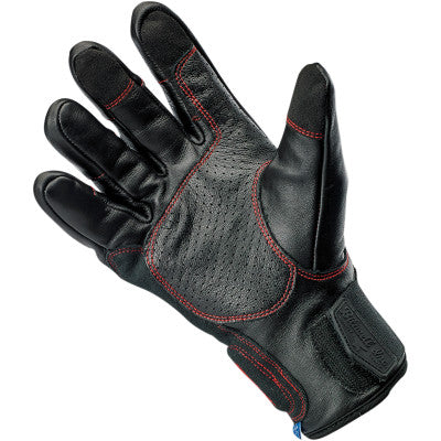 Biltwell Belden Gloves - Redline