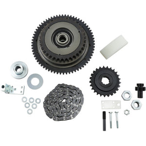 Belt Drives Ltd. Primary Chain Drive Kit with Ball-Bearing Lock-Up Clutch