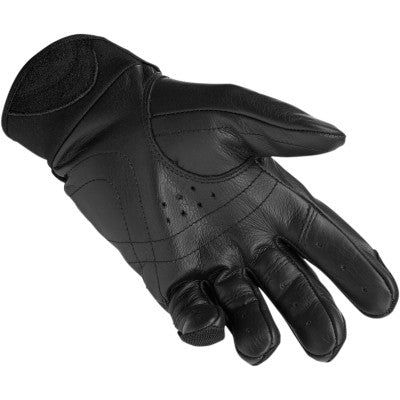 Biltwell Bantam Gloves - Black - Cobalt Cycles