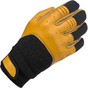 Biltwell Bantam Gloves - Tan/Black