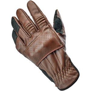 Biltwell Borrego Gloves - Chocolate