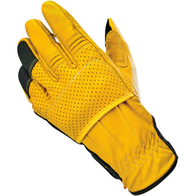 Biltwell Borrego Gloves - Gold