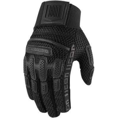 Icon Brigand Gloves - Black