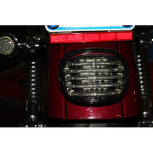 Custom Dynamics ProBEAM Low-Profile LED Taillight Kit - Smoke