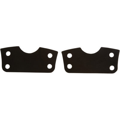 "Cycle Visions Fender Risers for  21"" Wheels - Black"