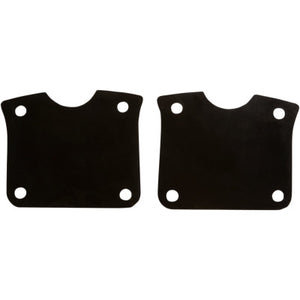 "Cycle Visions Fender Risers for  23"" Wheels - Black"