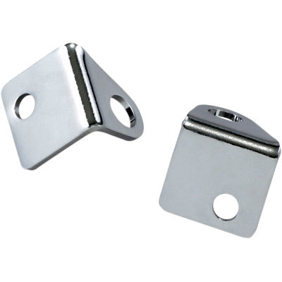 Cycle Visions Little Light Bracket - Chrome-Plated