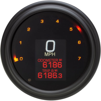 Dakota Digital MLX Series Speedometer - Cobalt Cycles