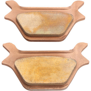 Drag Specialties Sintered Metal Harley/Buell Rear Brake Pads