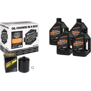 Maxima Racing Oils Quick Oil Change Kit - Evo/Sportster - Cobalt Cycles