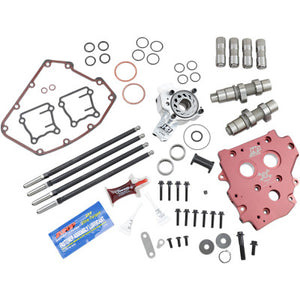 Feuling Old Style HP+ 525G Complete Gear Drive Camchest Kit - 2007-2017 Twin Cam Models (INCLUDES 2006 DYNA)
