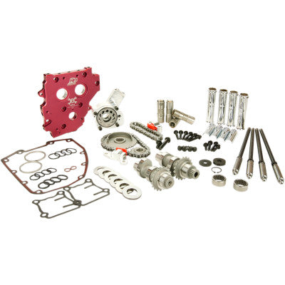 Feuling New Style HP+ 525C Complete Conversion Chain Drive Camchest Kit - 1999-2006 Twin Cam Models (EXCEPT 2006 DYNA)