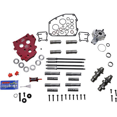 Feuling New Style HP+ 543C Complete Chain Drive Camchest Kit - 2007-2017 Twin Cam Models (INCLUDES 2006 DYNA)