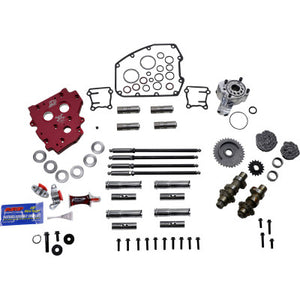 Feuling New Style HP+ 543C Complete Conversion Chain Drive Camchest Kit - 1999-2006 Twin Cam Models (EXCEPT 2006 DYNA)