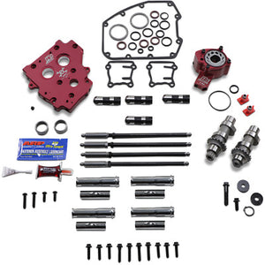 Feuling New Style Race Series 574C Complete Chain Drive Camchest Kit - 2007-2017 Twin Cam Models (INCLUDES 2006 DYNA)