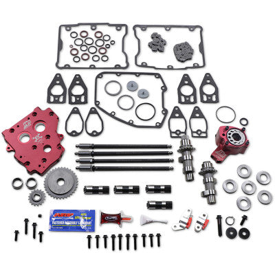 Feuling New Style Race Series 630C Complete Conversion Chain Drive Camchest Kit - 1999-2006 Twin Cam Models (EXCEPT 2006 DYNA)