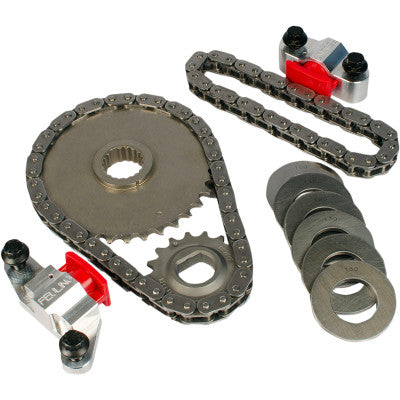 Feuling OE+ Hydraulic Cam Chain Tensioner Kit for Conversion Camchests - 2002-2006 Twin Cam (EXCEPT 2006 DYNA)