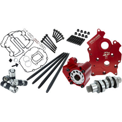Feuling Race Series Complete 521 Cam Chest Kit - 2017-2020 Oil Cooled Milwaukee 8 Models