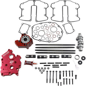 Feuling Race Series Complete 592 Cam Chest Kit - 2017-2020 Oil Cooled Milwaukee 8 Models