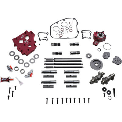 Feuling New Style Race Series 594C Complete Conversion Chain Drive Camchest Kit - 1999-2006 Twin Cam Models (EXCEPT 2006 DYNA)