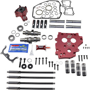 Feuling New Style Race Series 594G Complete Gear Drive Camchest Kit - 1999-2006 Twin Cam Models (EXCEPT 2006 DYNA)