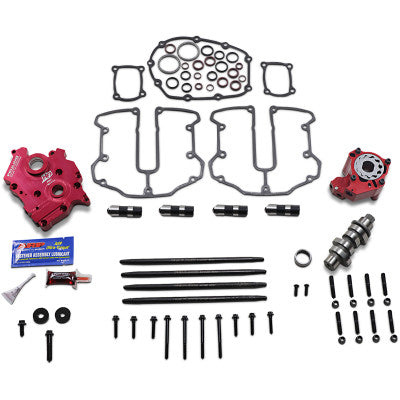 Feuling Race Series Complete 508 Cam Chest Kit - 2017-2020 Oil Cooled Milwaukee 8 Models