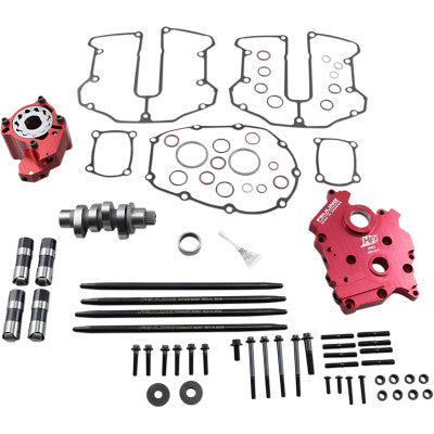 Feuling Race Series Complete 592 Cam Chest Kit - 2017-2020 Water Cooled Milwaukee 8 Models