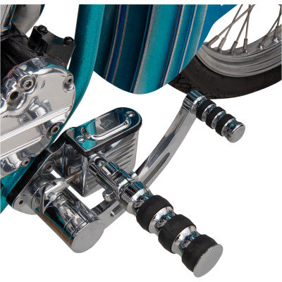 GMA Engineering By BDL Forward Controls - 1986-1999 Softail - Chrome