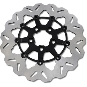 "Galfer 11.8"" Full Floating WAVE Rear Brake Rotors - 2008-Up Touring"