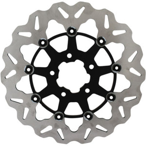 "Galfer 11.5"" Full Floating WAVE Front Brake Rotors - 2000-2014 Big Twin 2000-2013 Sportster"