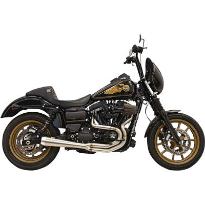 Bassani Greg Lutzka Limited Edition 2:1 Exhaust System - 91-17 Dyna