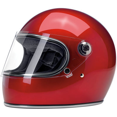 Biltwell Gringo S Helmet - Metallic Candy Red
