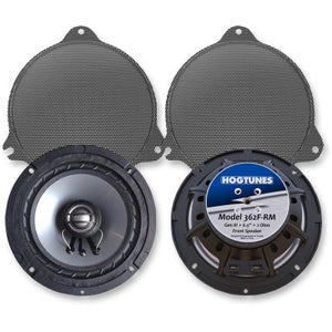"Hogtunes 6.5"" Replacement Front and Rear Speakers"