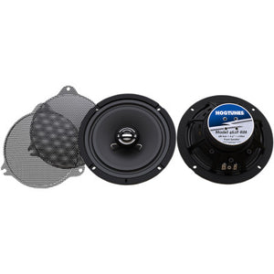"Hogtunes Gen 4 6.5"" 2 Ohm Front Speakers With Grills"