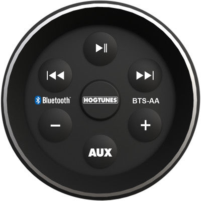 Hogtunes In-Fairing Bluetooth Music Controller