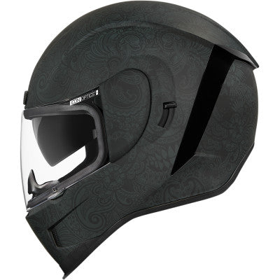 Icon Airform Helmet - Chantilly - Black