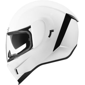 Icon Airform Helmet - Gloss White