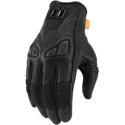 Icon Automag 2 Gloves - Black