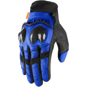 Icon Contra2 Gloves - Blue