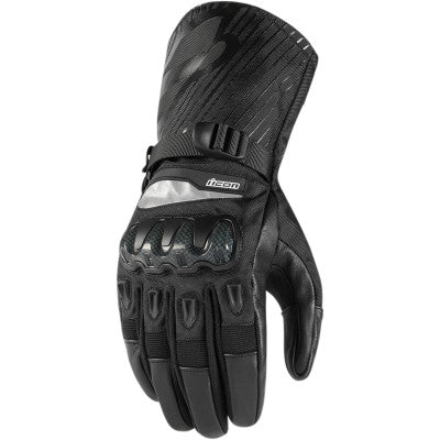 Icon Patrol CE Gloves - Black